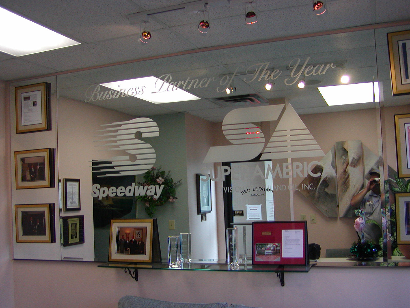 Seeger Glass Company Mirrors
